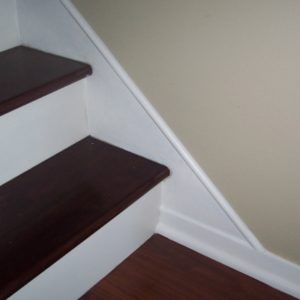 Stair Skirt Trim