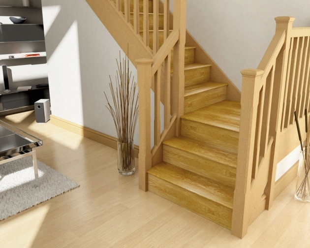 Stair Tread Kit R Oak Stair Cladding Stair Klad Cheshire Mounldings Photo 38