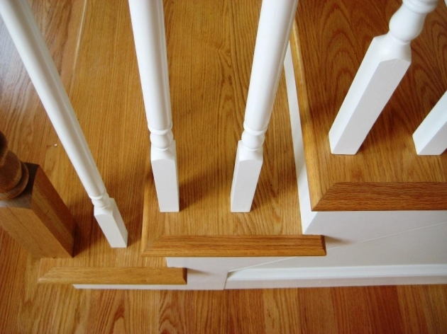 Stair Treads Lowes Decorative Rubber Guest Wooden Floor Using Flooring Parts Pictures 85