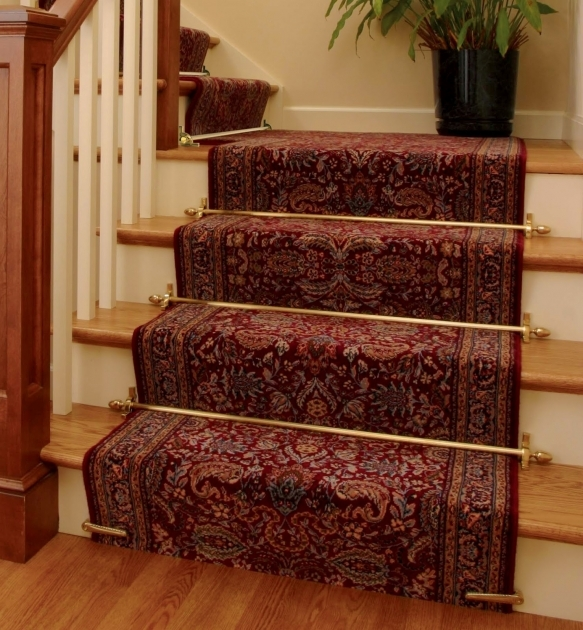 Stair Treads Lowes With Rug Shampooer Best Rug Runners For Stairs Photo 03