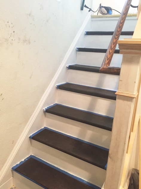 Staircase Makeover Stair Skirt Trim Stair Skirt Trim 35