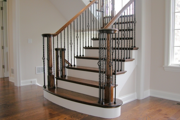 Staircase Railing Remodel Professional In Los Angeles Photo 69