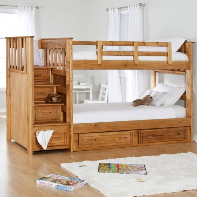 Toddler Bunk Beds With Stairs Design Bedding Furniture Ideas With Desk Twin Over Full Double Bunk Bed Pictures 30