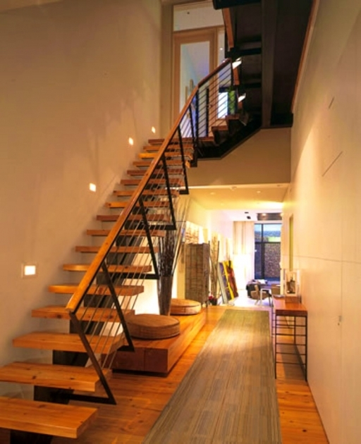 Wooden Stair Design For Small Spaces Plans Exterior Outdoor Front Ideas Image 43