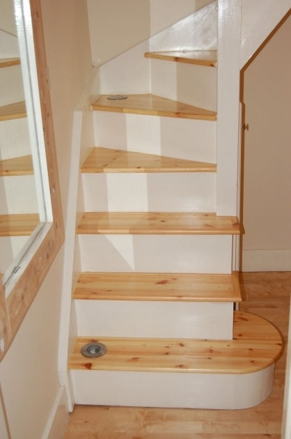 Attic Staircase Ideas For Old Houses Photo 50