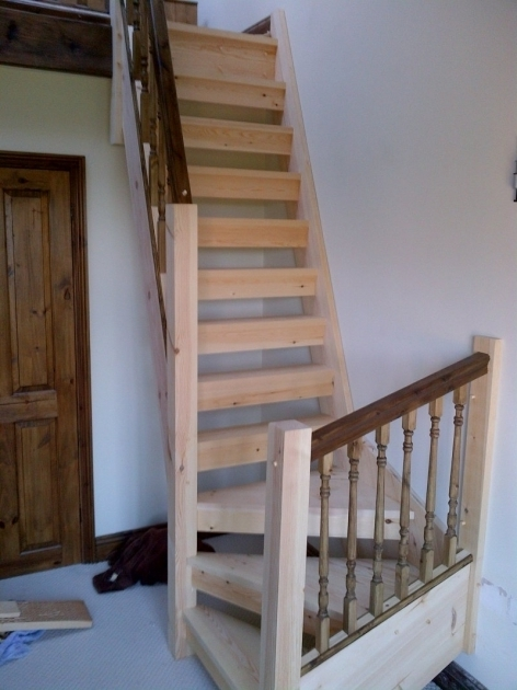 Attic Staircase Ideas For Space Saving Pictures 14