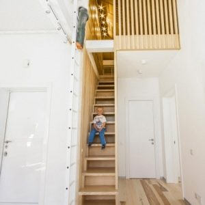 Attic Staircase Ideas