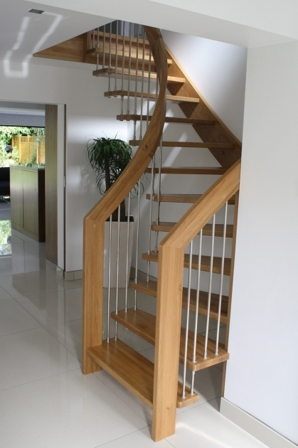 Contemporary Attic Staircase Ideas Design Sevenoaks Kent Timber Stair Modern Photo 72