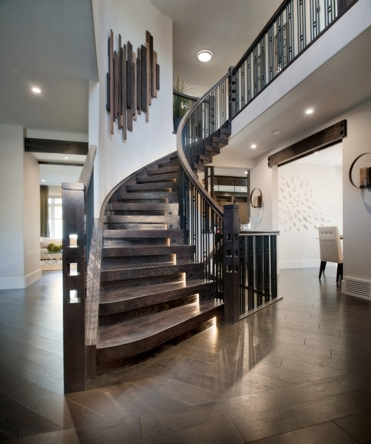 Modern Stair Rails With Metal Railing Curved Staircase Pictures 77