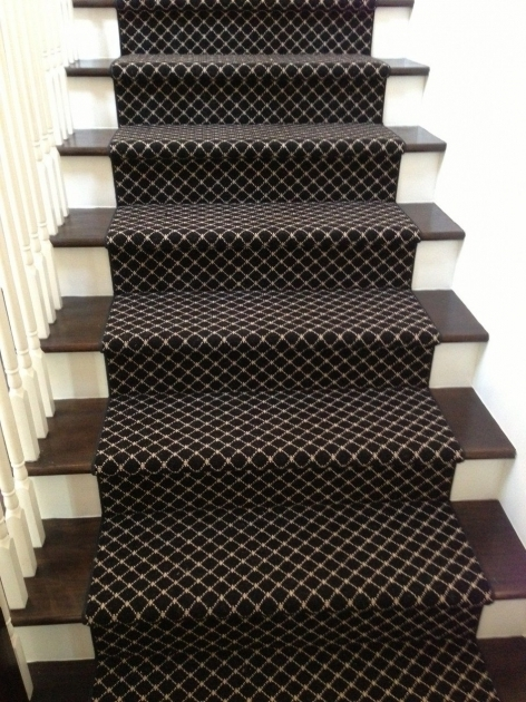 Carpet Runners For Stairs Black Ideas Pictures 06