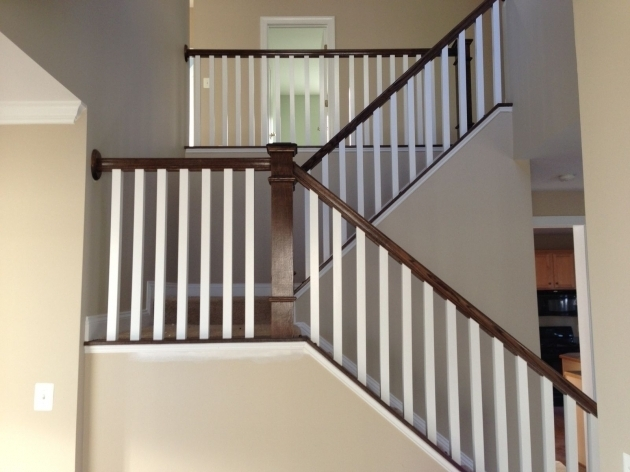 Custom Railings Handrails For Stairs Interior Photos 97