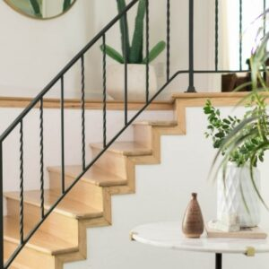 Painting Stair Railing Ideas