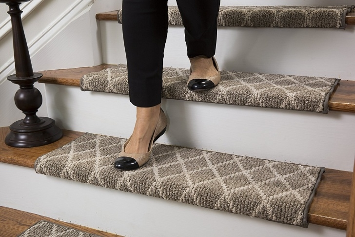 Carpet Strips For Stairs Carpet Strips For Stairs Treads Wool