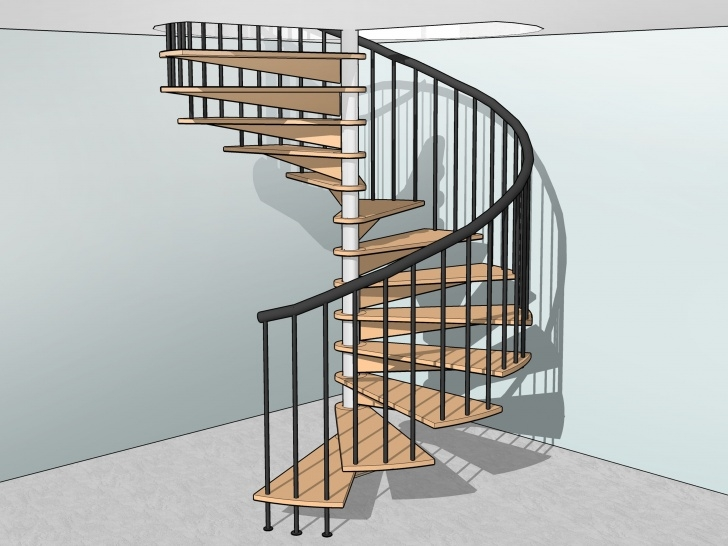 Small Spiral Staircase Sizes Small Spiral Staircases Sizes How To Build Spiral Stairs: 15 Steps