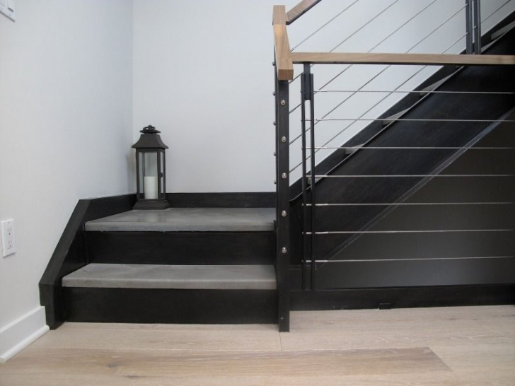 Aluminum Stair Tread Covers Concrete Stair Treads Style | Concrete Stairs, Stairs Picture 139