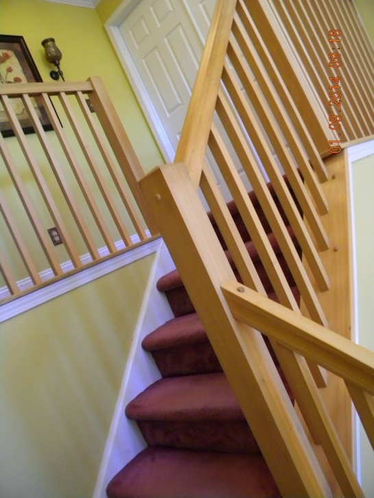 Can I Take Up And Replace Balusters On Carpet Stairs Wood Stairs And Rails And Iron Balusters: Iron Baluster Picture 520