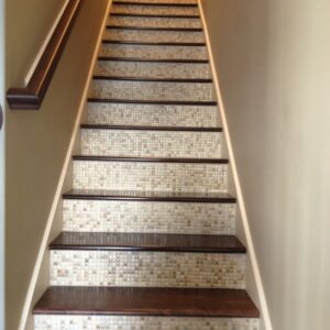 Decorative Tiles For Stair Risers