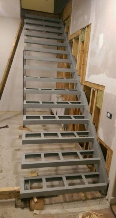 Floating Stair Brackets 38 Ideas For Floating Stairs Design Railings #Design # Picture 315