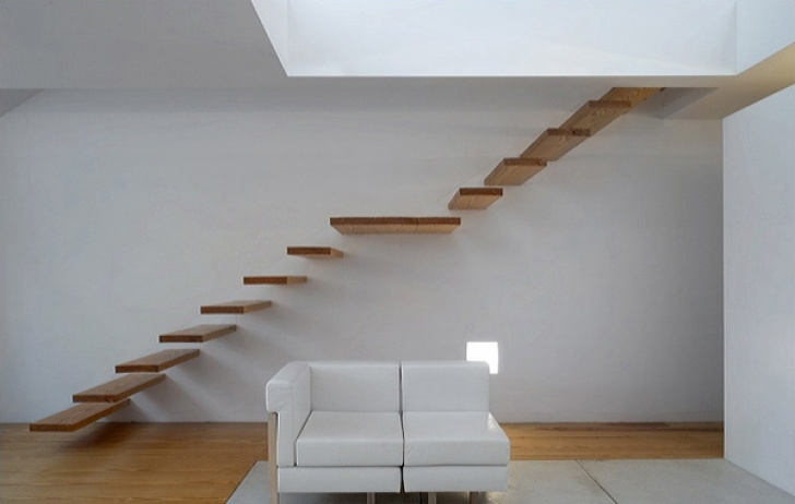 Floating Staircase Brackets 10 The Most Cool Floating Staircase Designs - Digsdigs Photo 103