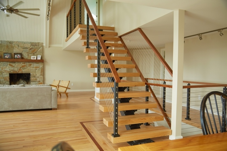 Floating Stairs Kit Modern Home Stair Centerpiece Picture 481
