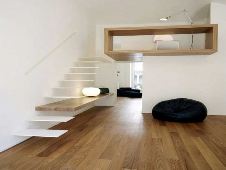 Floating Stairs Kit Narrow Loft Stairs, Floating Stairs For Small Spaces Photo 984