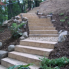 Hillside Stair Ideas
