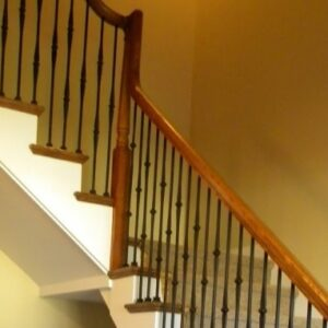 How To Replace Stair Spindle