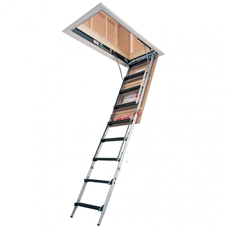Lowes Attic Stairs Best Way To Trim Out And Finish An Attic Ladder Door - Jlc Picture 907