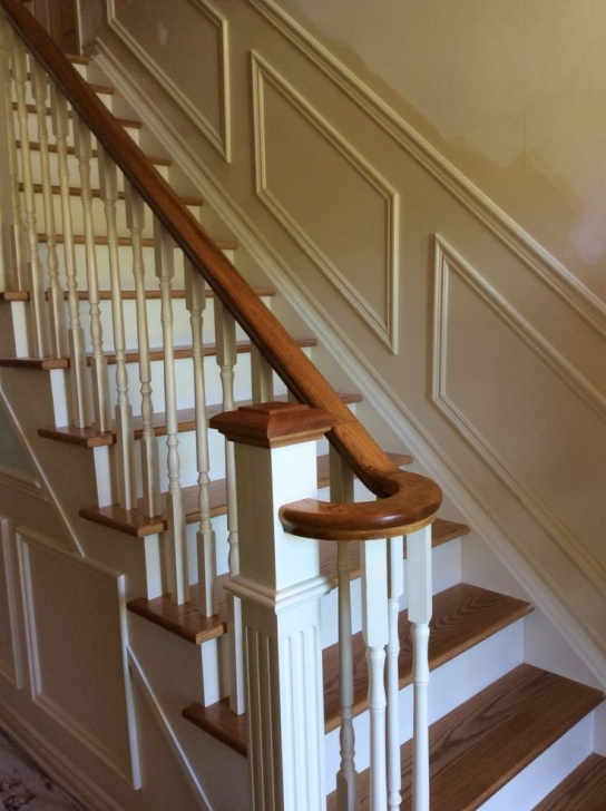 Oak Stair Spindles Pin On Stair Design Ideas - Recent Projects Photo 583