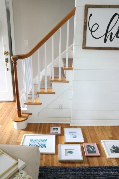 Opening Up A Staircase Before And After Gallery Wall Tips And Votes Are In For The Chair Picture 030