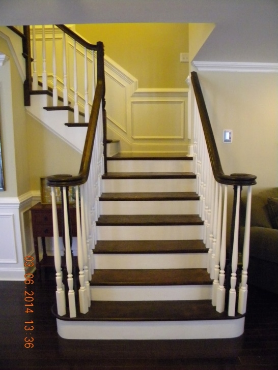 Replace Spindles On Stairs Wood Stairs And Rails And Iron Balusters: Install Repair Image 734