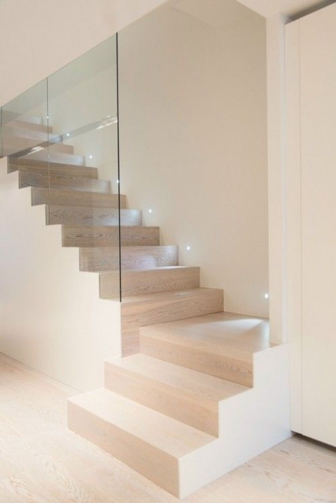 Simple Stairs Design For Home Cervantes House | Modern Staircase, Staircase Design Picture 195