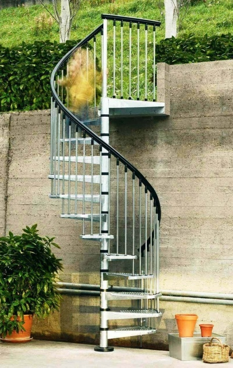 Spiral Staircase Measurement Outdoor Spiral Staircase Kits Ideas For Your Home Photo 249