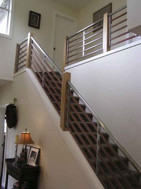 Stair Grill Railings | Staircase Railings Picture 915