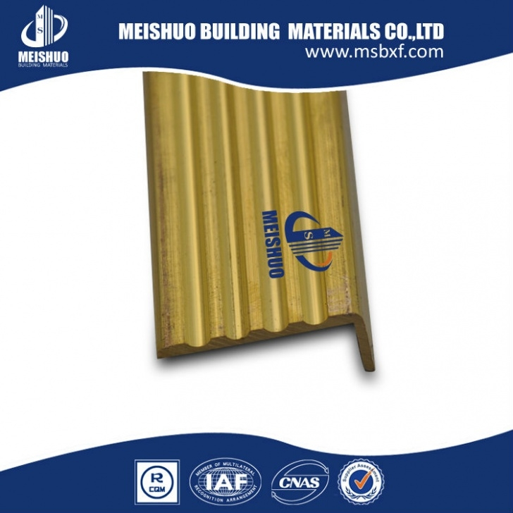 Stair Nose Manufacturers Mail Brass Stair Nosing Philippines, Brass Stair Nosing Picture 245