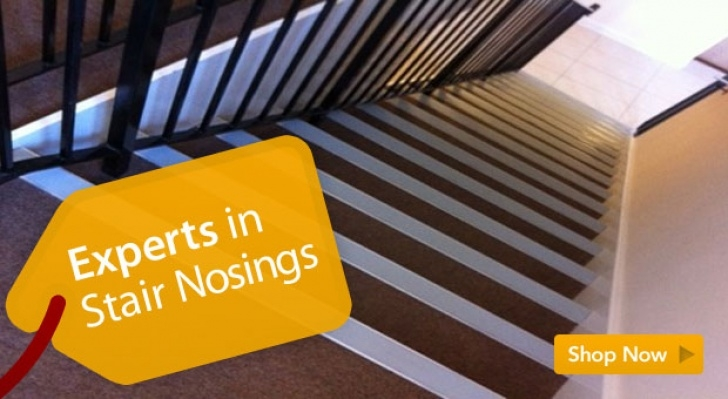 Stair Nose Manufacturers Mail Stair Nosings | Anti Slip Safety Stair Edgings & Trims Online Photo 316
