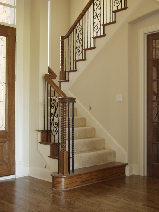 Stair Spindles Long Twist Balusters & Spiral Scrolls – House Of Forgings Picture 358