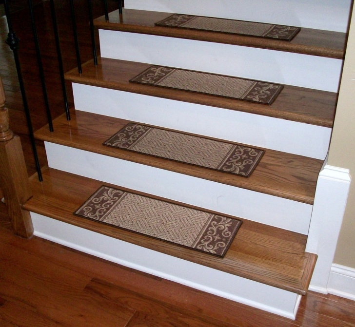 Stair Treads 15 Ideas Of Carpet Treads For Hardwood Stairs | Stair Image 425