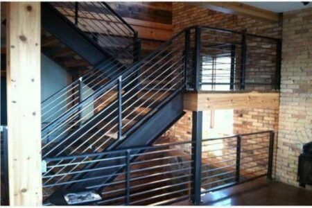Staircase Grill Design