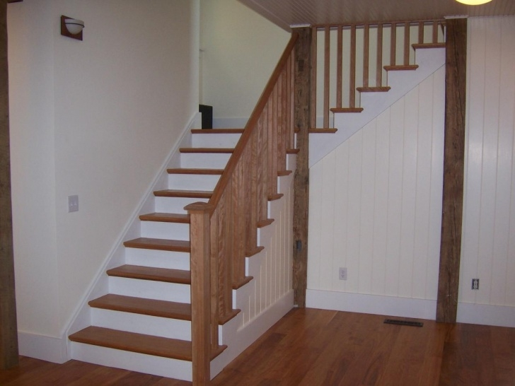 Stairs Simple Design Bennett Stair Company, Inc. - Phinney Design Group Picture 709