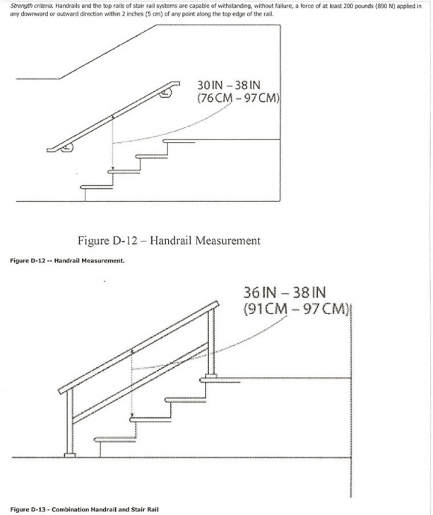 Steel Stair Case And Its Dimension Galvanized Stairs, Metal Stairs, Osha Prefab Stairways Image 507
