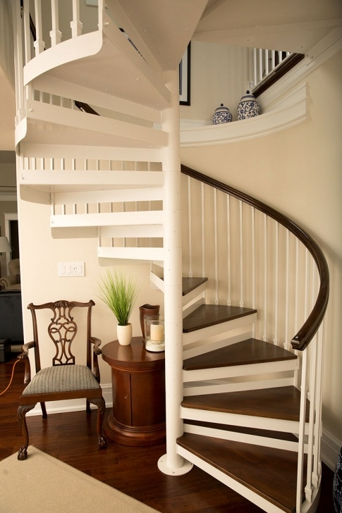 Swirl Stair Metal Spiral Staircase Photo Gallery | The Iron Shop Image 918
