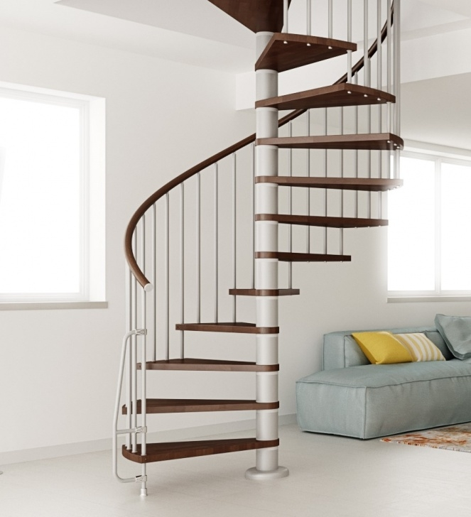 Swirl Stair Nova Spiral Staircase Kit | The Staircase People | Spiral Picture 989