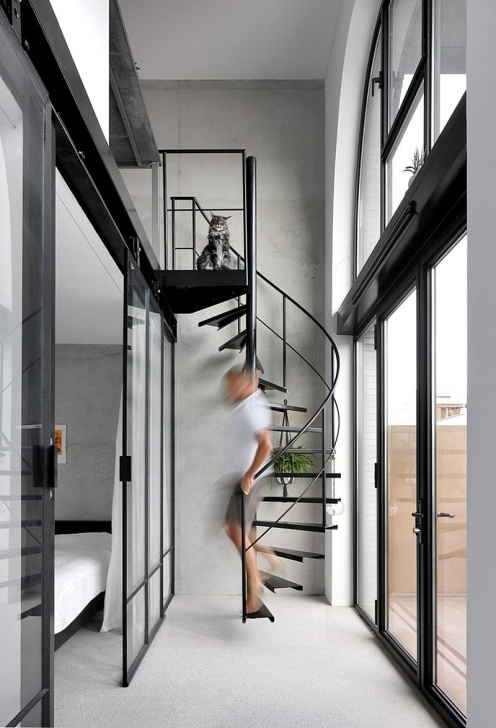 Swirl Stair Top 10 Best Spiral Staircase Ideas - Architecture Beast Image 294