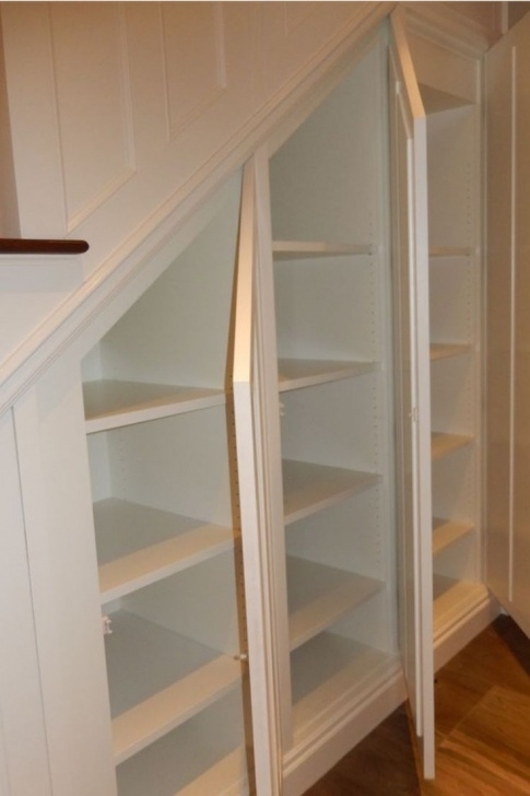 Under Basemebt Stairs Shelves Diy Plans 15 Best Of Bookcase With Cupboard Under Image 300