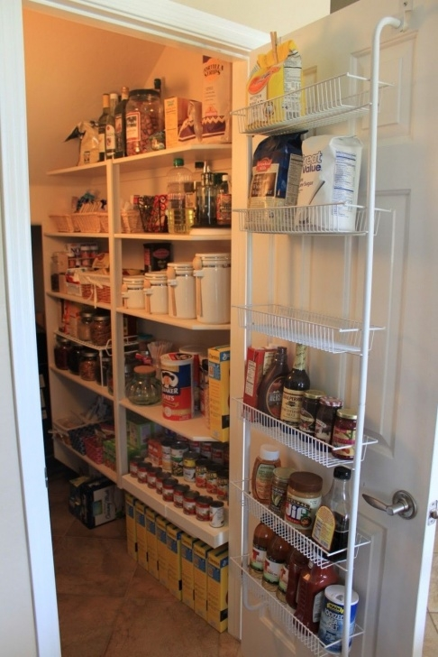 Under Basemebt Stairs Shelves Diy Plans Under The Stairs Pantry Ideas - Google Search …   Pantry Picture 249
