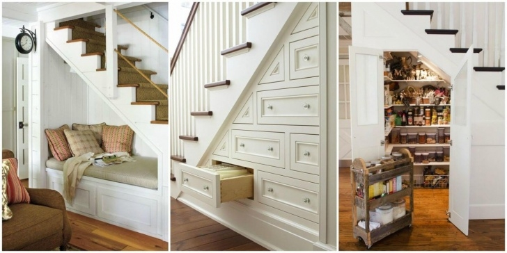 Under Stairs Design Some Items To Store In Under Stair Storage Place Image 494