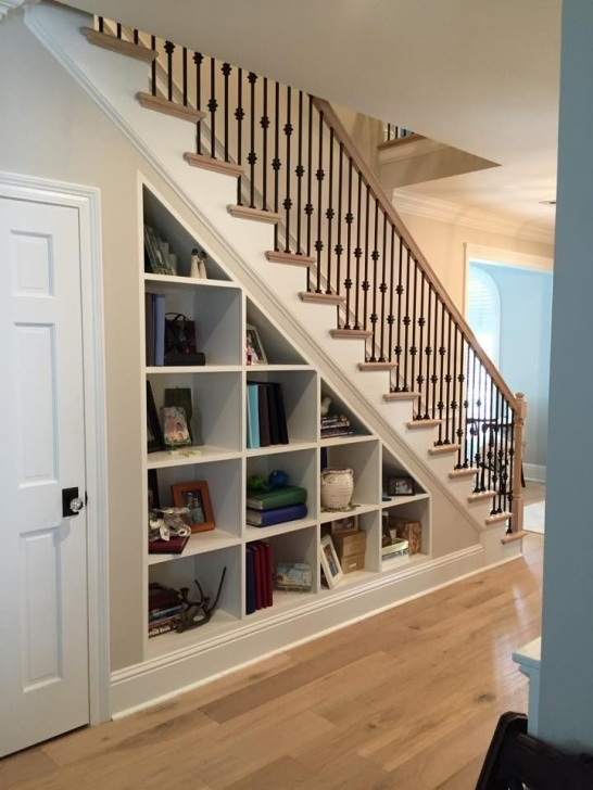Under Stairs Storage Plans Have A Second Story And Need Extra Storage? This Is A Image 843
