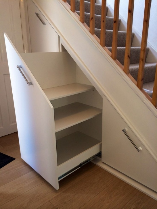Under Stairs Storage Plans Under Stairs Drawers For Shoes | Muebles Bajo Escaleras Picture 290