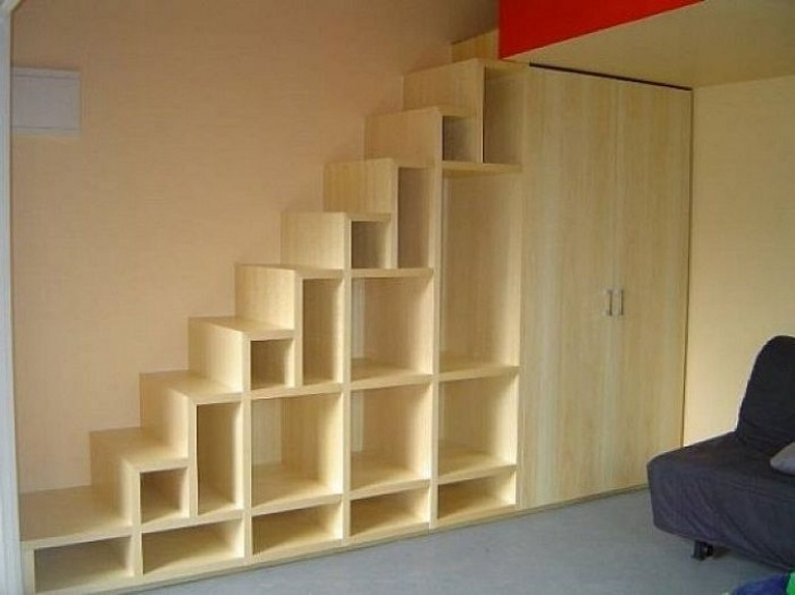 Under Stairs Storage Shelves Diy Under Stair Shelf Storage Solutions ~ Http://Lanewstalk Photo 768